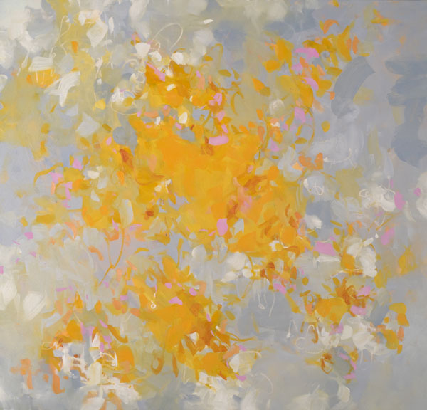 Abstract Art - Abstract Oil Paintings on Canvas By Cameron Schmitz
