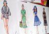 Fashion Illustration Sketches by Aytan Pashayeva