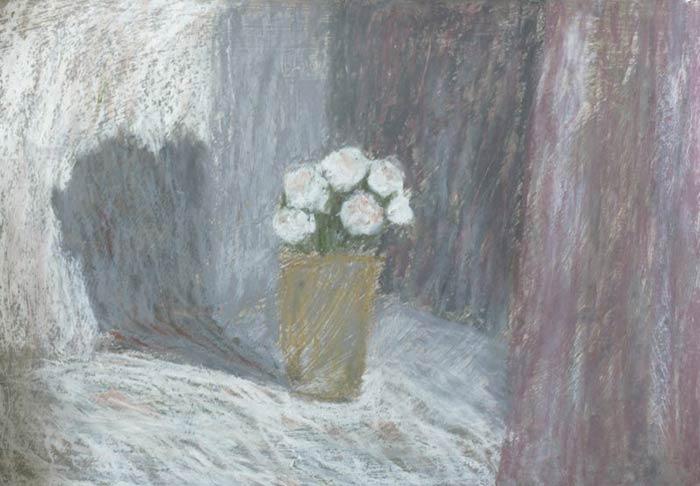 Minimalist Paintings of Anastasiya Tayurskaya