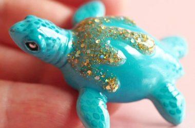 Handmade Polymer Clay Figurines by Maikki