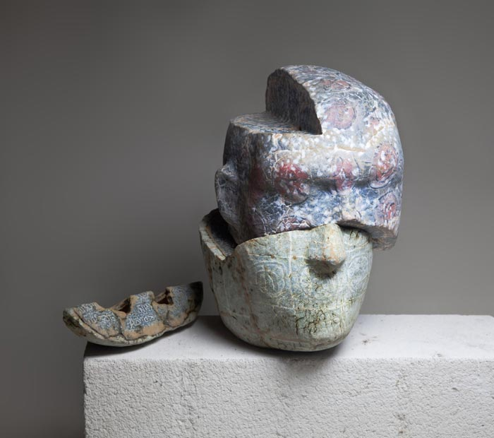 Contemporary Ceramic sculptures by Oleksandr Miroshnychenko
