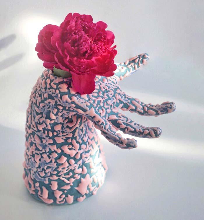 Handbuilt Tactile Ceramics by Ekaterina