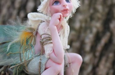 Caralyn - Fantasy inspired polymer clay creations