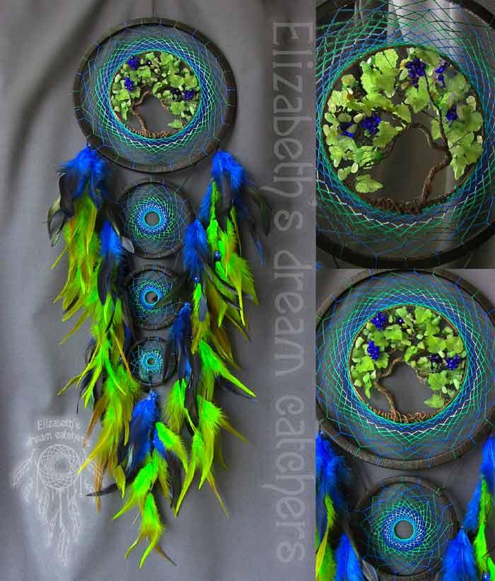 Home Decor - Handmade Dreamcatcher Ideas by Valentina