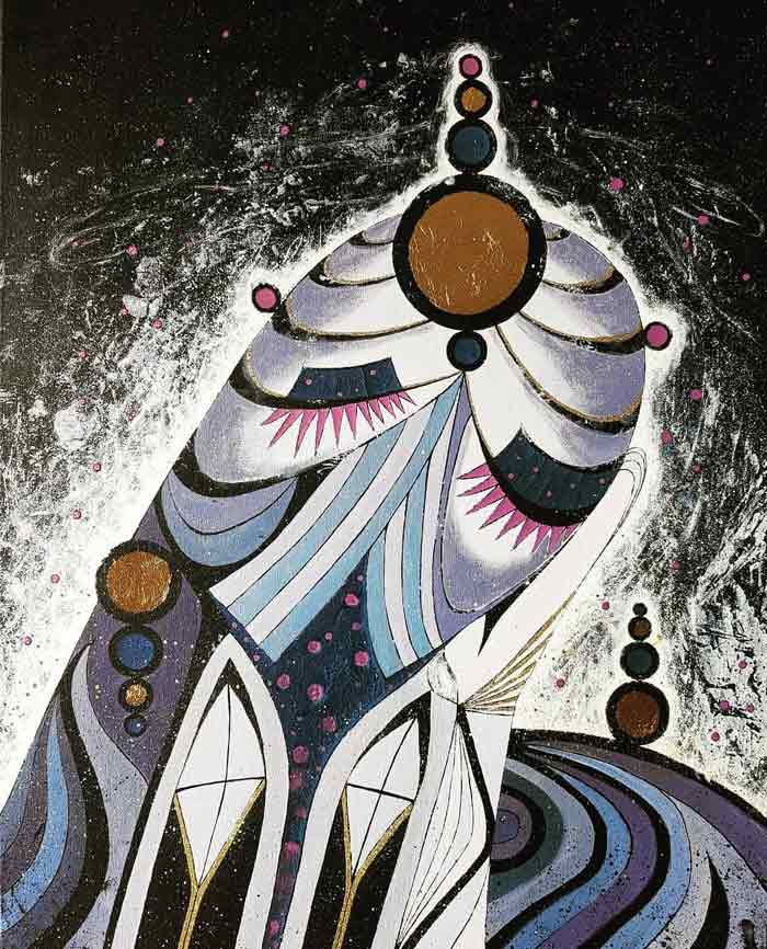 Jo Matei Art | Acrylic Paintings on Canvas