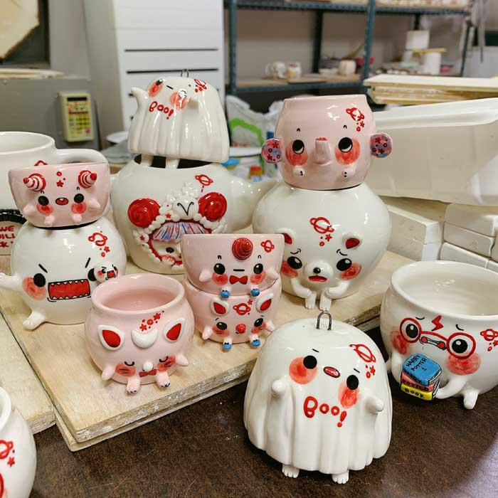 Myostery Handmade Cutest Ceramics