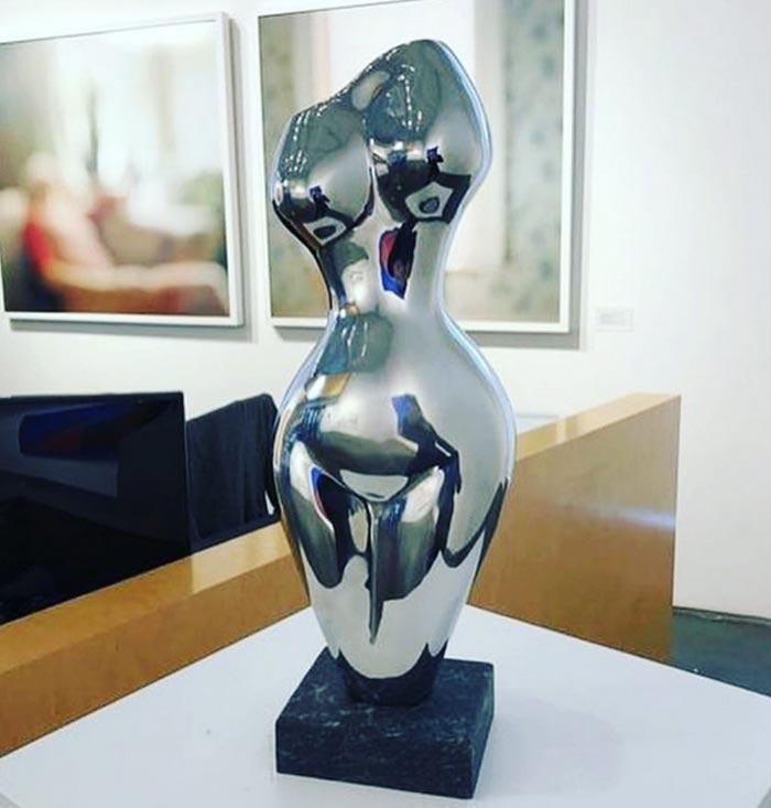 Female Form Sculptures | Evelyne Brader-Frank Mollis Curvae