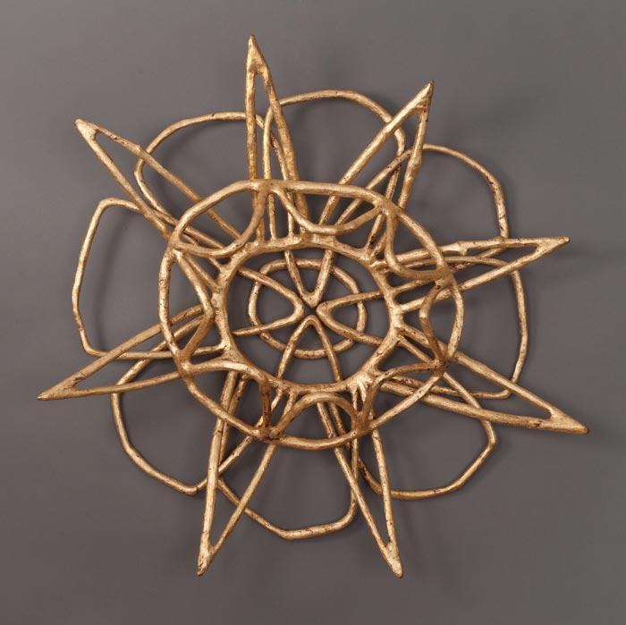 Loren Eiferman - Decorative Sculptures in Fallen Branches