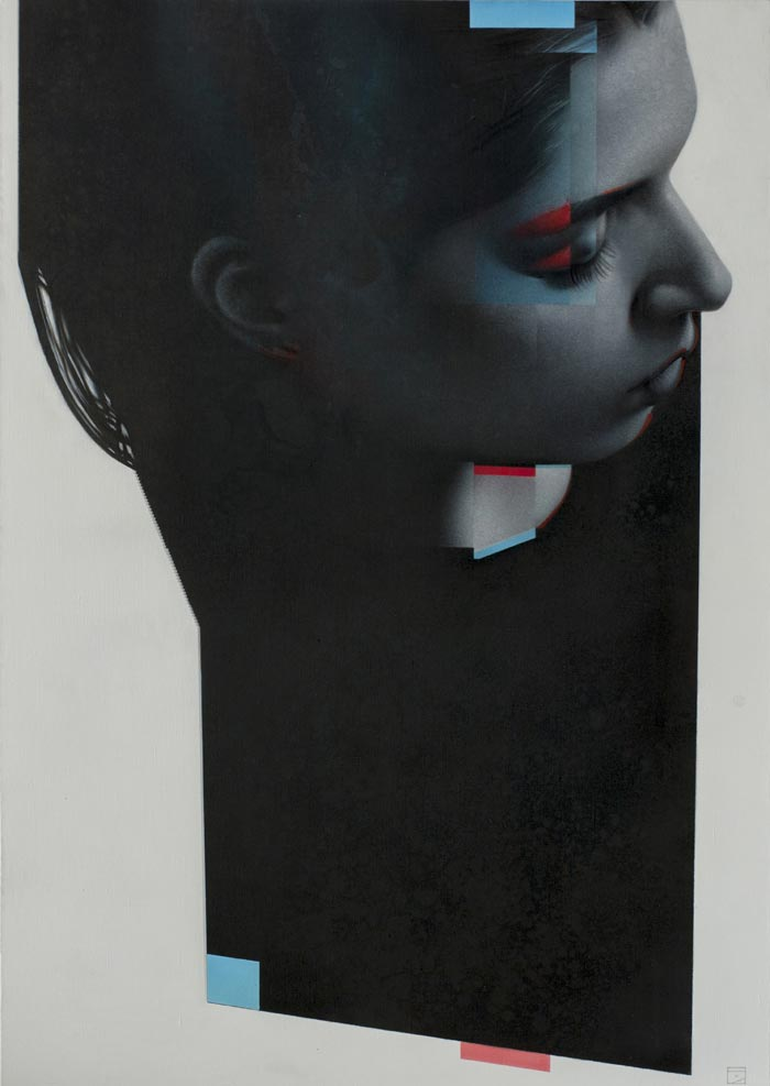 Acrylic Mixed Media Paintings on Canvas - Edgar Invoker