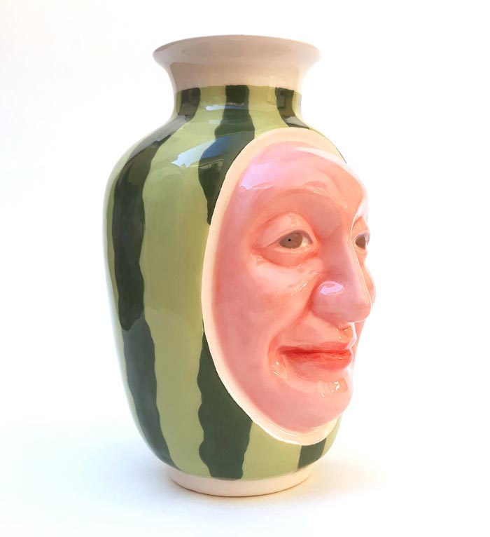 The Ceramic Pots of Jimmy D. Lanza