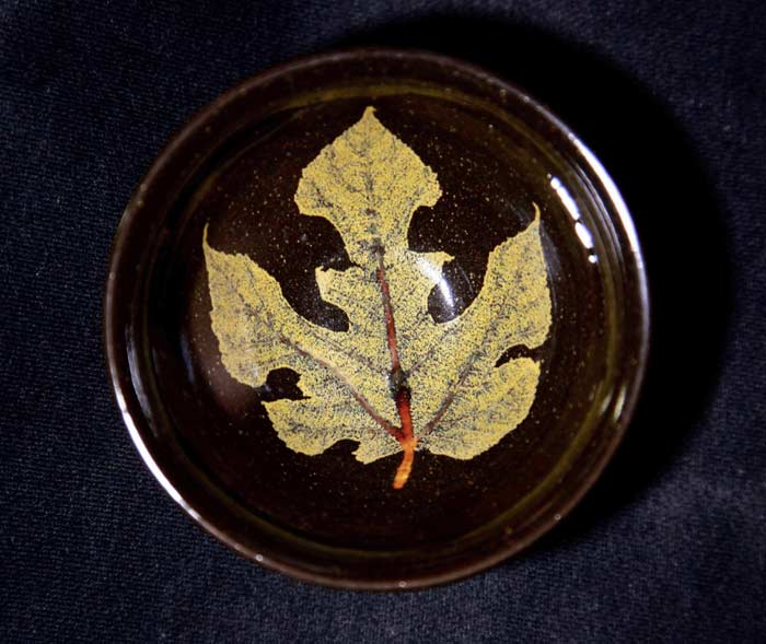 Yuying Huang Ceramics - Leaf Collection