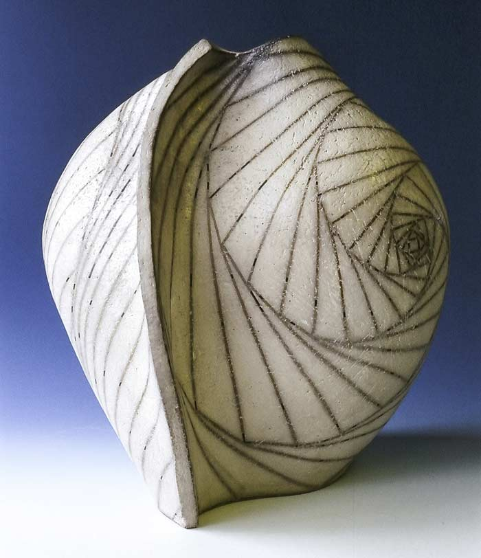 Yuying Huang Ceramics - Smoked fired collection