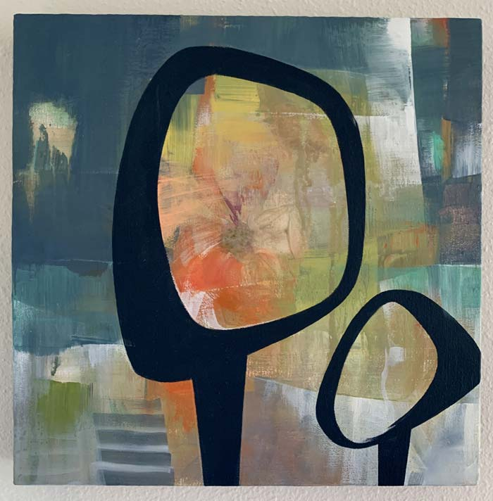 Erin Young's Inspired Paintings - Abstract Art