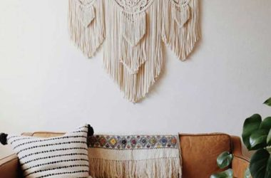 Larissa Melendez's Stunning Macrame Home Decor ideas
