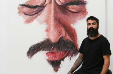 Hyperrealism Art - Inspirational Portrait Paintings by Tomer Peretz