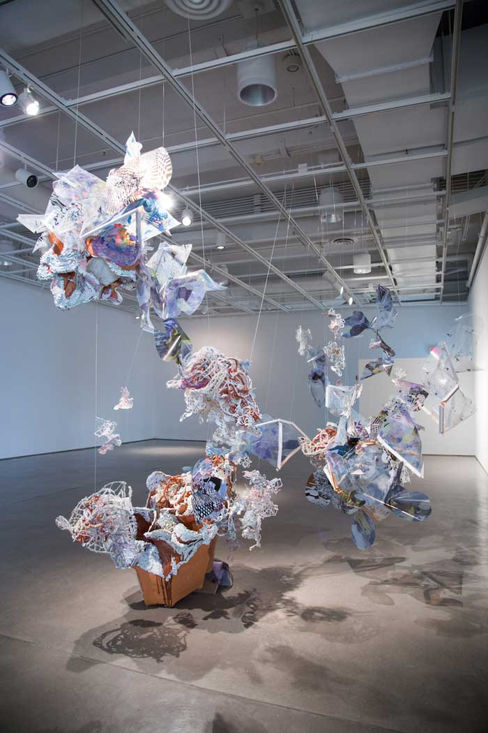 Yehrim Lee - Contemporary Ceramic Sculpture Installations