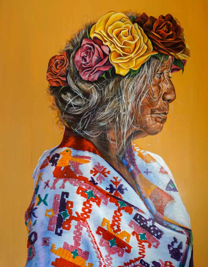 Ora paintng by Sierra Roberts