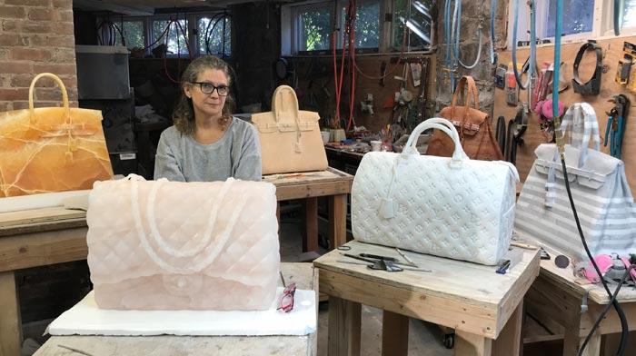 Barbara Segal Creates fashion icons in rare and exquisite Stones