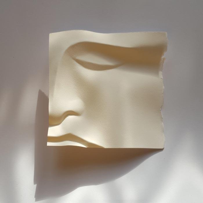 paper art design unique and takes shape