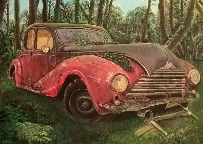 artwork painting