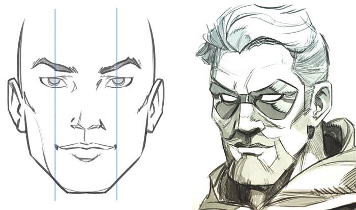 drawing comics tutorials