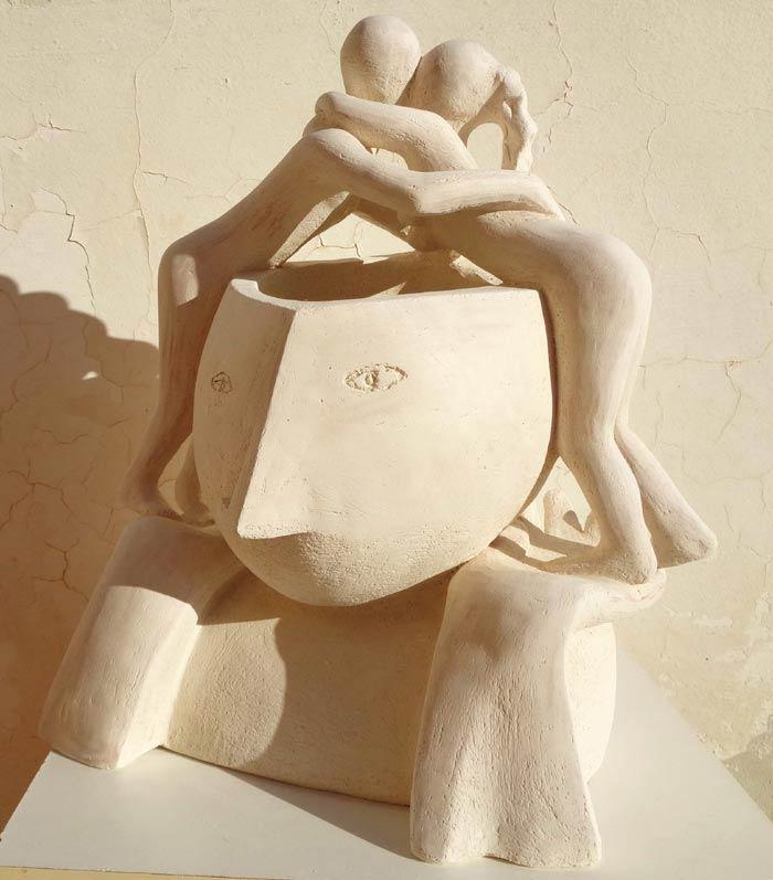 Elisaveta Sivas's Artwork Is An Allegorical Interpretation Of Human Nature