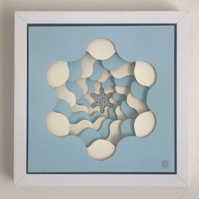 Paper Cut Artist Creates Beautiful 3D Paper Art