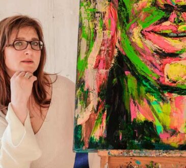 Contemporary style, Pop Art and Specialized In Portraits