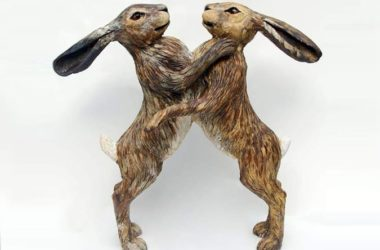 Adorable Wildlife Sculptures The Beauty Of The Animal World
