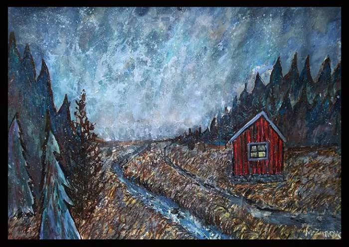 Landscape Painting Ideas