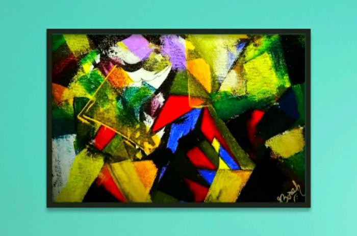 Jutika Borah is India based Contemporary and Figurative artist