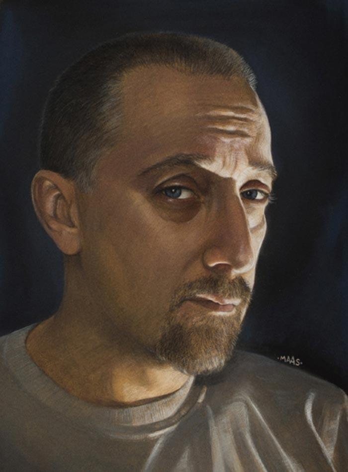 Justin Maas Portrait