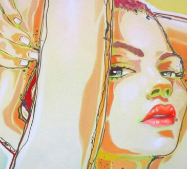 Urban Pop art Portraits