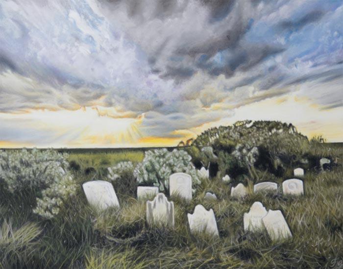 Italian artist Francesco Galmarini's hyperrealistic paintings