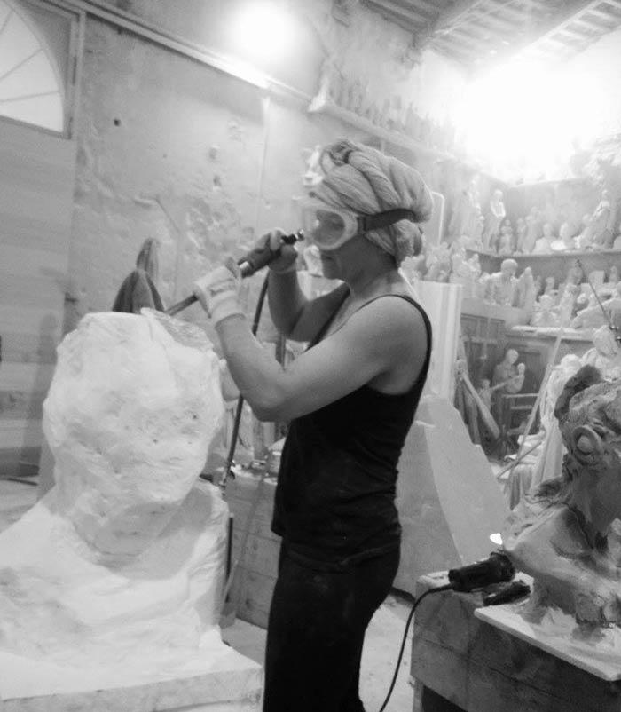 Italian Artist Biljana Petrovic