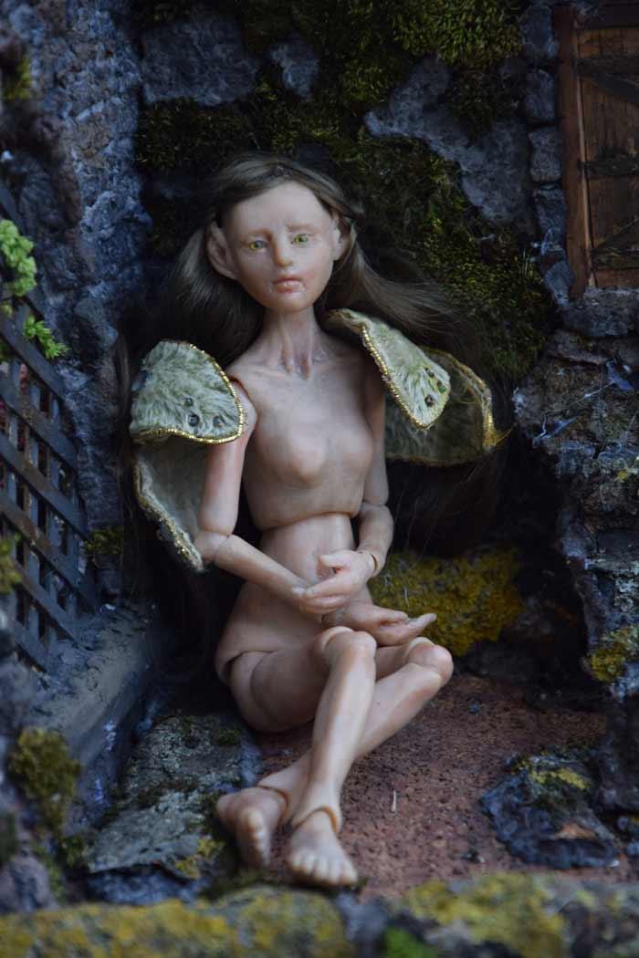 Polynnyi Veter's Artworks Magic dolls