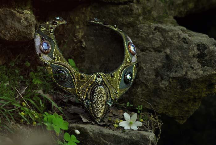 Polynnyi Veter's Artworks Magic dolls and jewelry