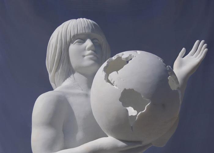 Italian Sculptor Creates Incredible Marble Sculptures