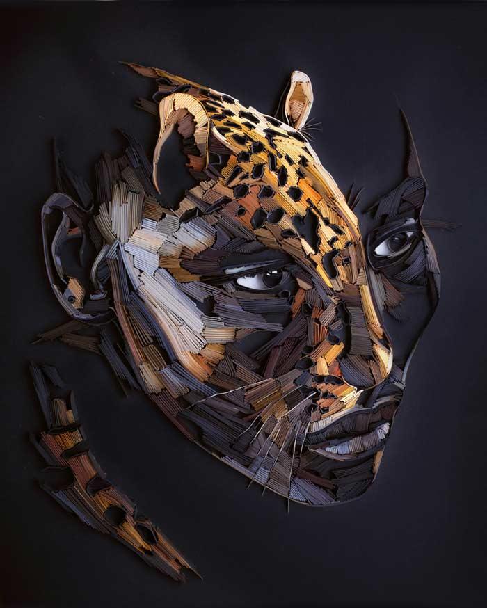 Amazing quilling Paper art by Yulia Brodskaya