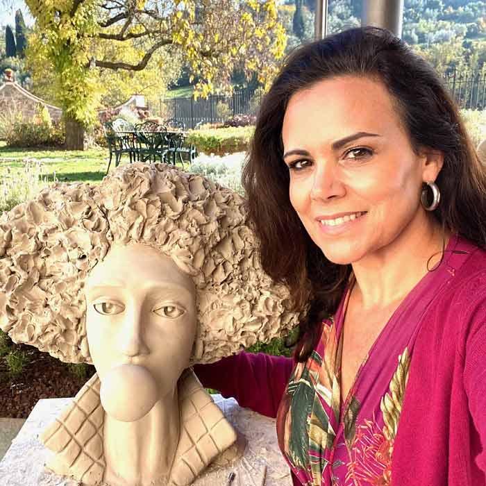 Stunning Sculptures of the women portrait