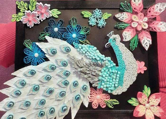 Amazing Quilling Paper Art by Lara Fogliata