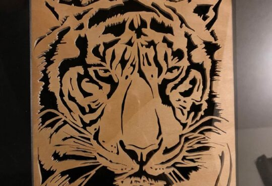 Shaylee Beatty-Morehouse Scrollsaw Wood Art