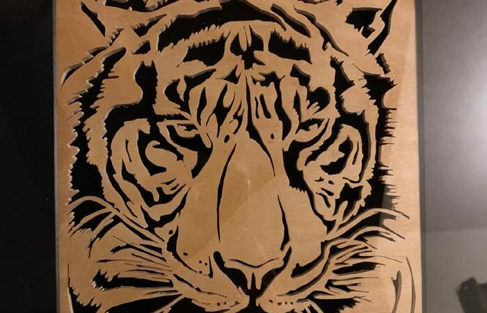 Shaylee Beatty-Morehouse Scrollsaw Wood Art