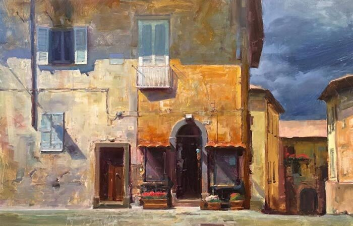 Bryan Mark Taylor Landscape And Cityscape Paintings
