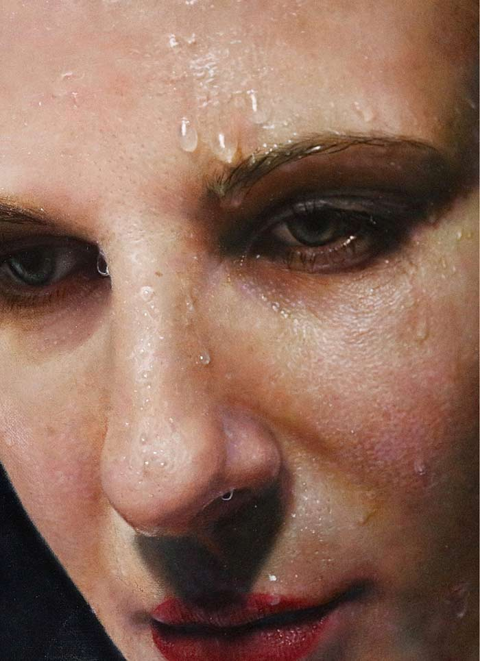 Oil Painting and Hyperrealism Art By Michele Darmiento