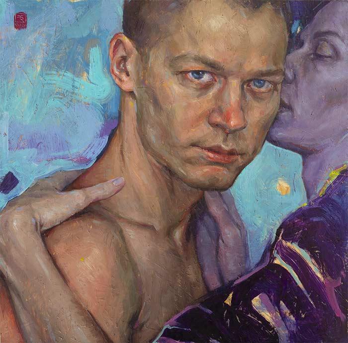 Realism figurative art by Tania Rivilis