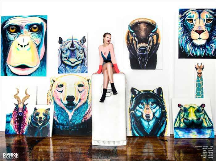 Which painting you like by Ekaterina Sky