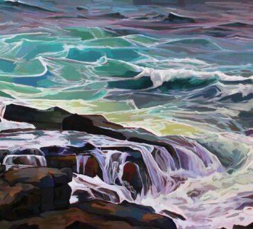 Seascape Paintings of Ireland