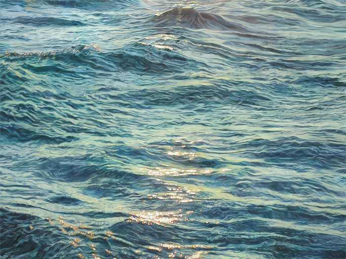 The Art of Paintings Seascape by artist Carina Francioso