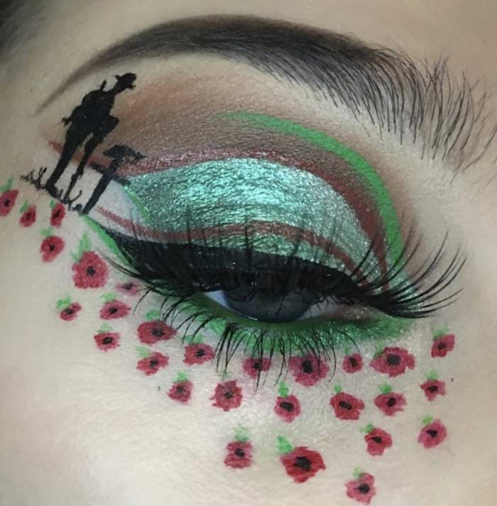 Freddie s Fantasy Eye Makeup looks